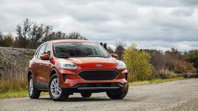 Ford Escape 2020 sắp bán tại Việt Nam